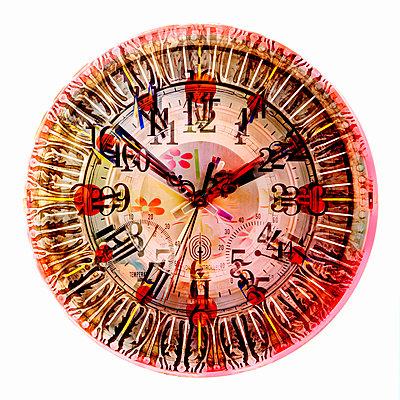 Clocks Star - p676m2222892 by Rupert Warren