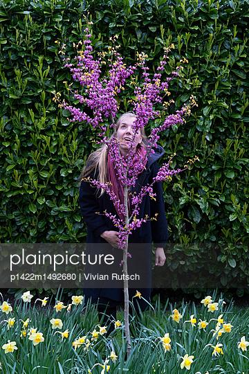 Frühjahrs-Glück  - p1422m1492680 von Vivian Rutsch