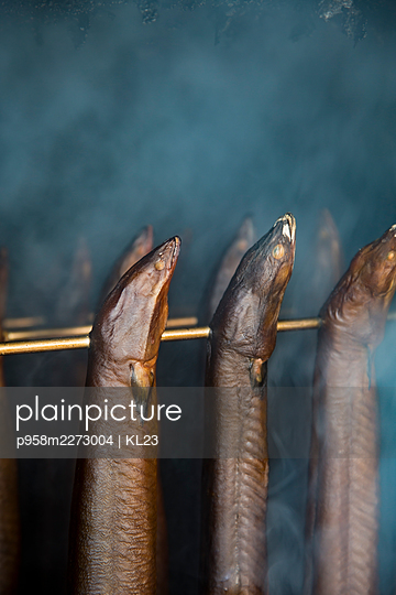 Smoked eel - p958m2273004 by KL23