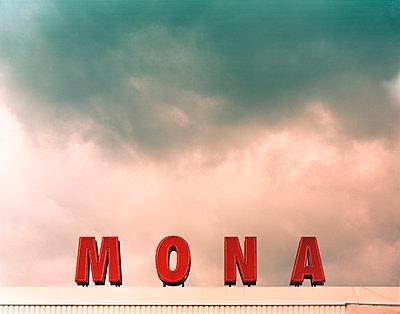 Mona - p979m1035126 von Grigoleit, Andreas