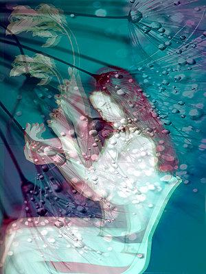 Surrealism - p1413m2045771 by Pupa Neumann