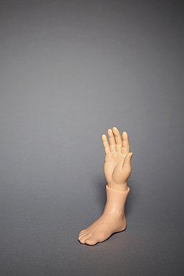 Hand und Fuß - p237m1516691 von Thordis Rüggeberg