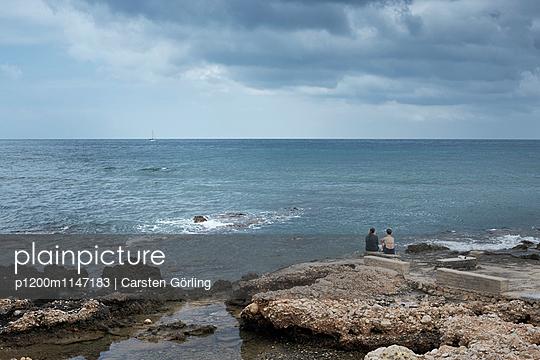 Ruhe am Meer - p1200m1147183 von Carsten Görling