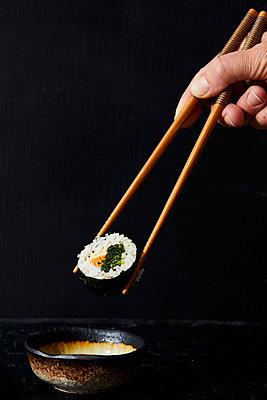 Sushi - p1384m1476830 von Evi Abeler