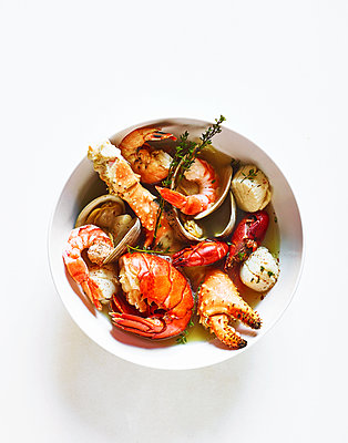 Seafood - p1397m2054744 by David Prince