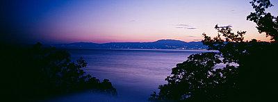 Blick auf Opatija - p6090221 von WRIGHT