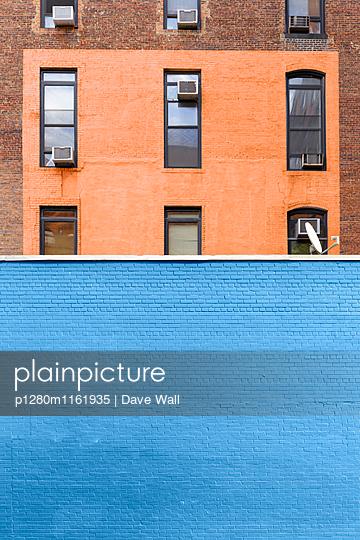 New York City - p1280m1161935 von Dave Wall
