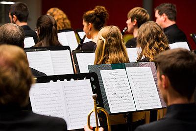 Blasmusikkonzert - p1357m1503200 von Amadeus Waldner