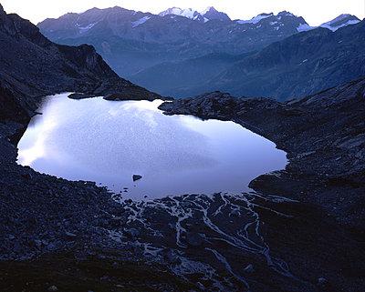 Schweizer Alpen - p1016m766992 von Jochen Knobloch