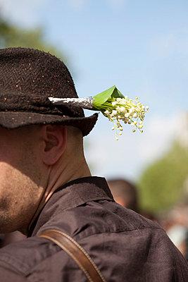 HutSchmuck May Day Parade - p4450749 von Marie Docher