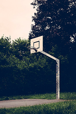 Basketball basket - p1088m907700 by Martin Benner