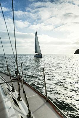 Sailing - p1094m2057259 by Patrick Strattner