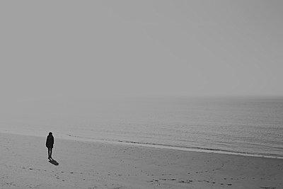 Am Strand - p1340m1182227 von Christoph Lodewick