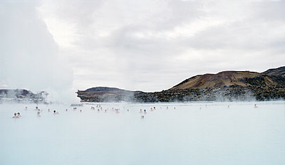 Blue lagoon - p608m2192744 by Jens Nieth