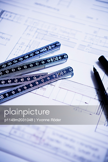 Construction plan - p1149m2031048 by Yvonne Röder