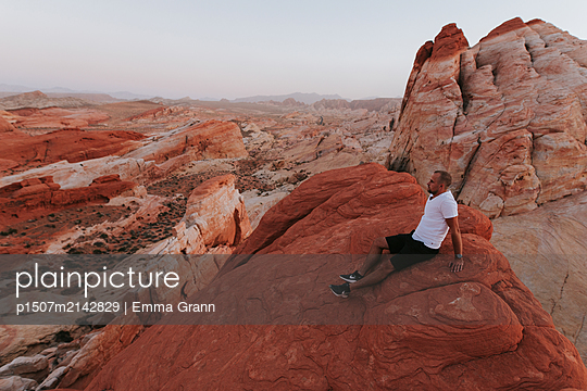 Valley of Fire - p1507m2142829 von Emma Grann