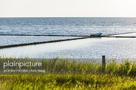 Wattenmeer bei Keitum, Sylt, Schleswig-Holstein, Deutschland - p1316m1161004 von Arnt Haug