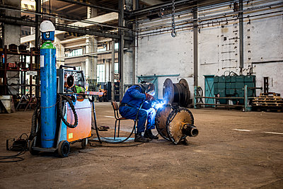 Industrie - p930m1128217 von Phillip Gätz