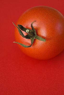 Rote Tomate - p4540353 von Lubitz + Dorner