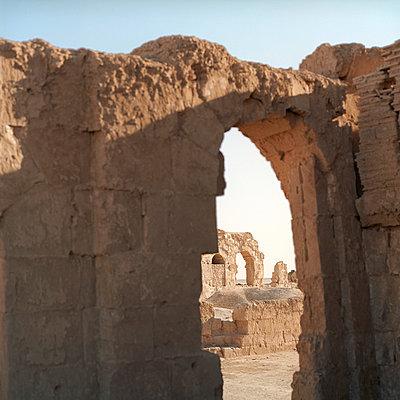 Ruinen in Syrien - p3350246 von Andreas Körner