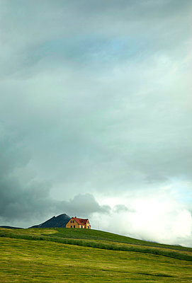 House on the hill - p382m1208354 by Anna Matzen