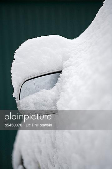 Schnee - p5450076 von Ulf Philipowski