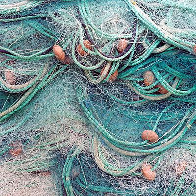 Fishing net - p7780035 by Denis Dalmasso