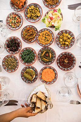 Moroccan specialities - p1253m2152614 by Joseph Fox