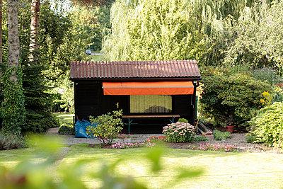 Gartenlaube - p3040691 von R. Wolf