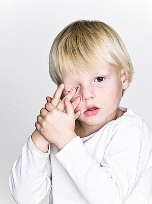 Little boy - p8690020 by Dombrowski