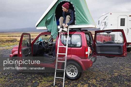 Camping - p1477m1586656 von rainandsalt
