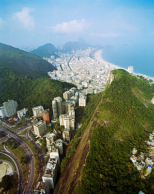 View of Rio de Janeiro Brazil. - p31221652f by Per Eriksson
