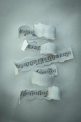 Music fragments - p1228m1193810 by Benjamin Harte
