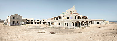 Unfinished building - p1162m949114 by Ralf Wilken