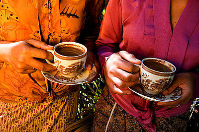 Kaffeetassen - p1205m1032968 von Daniele Mattioli