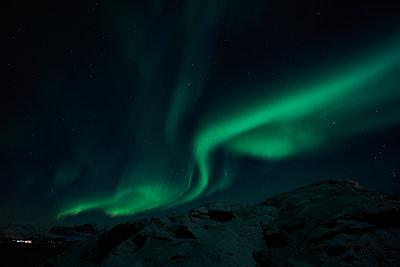 Polarlicht, Norwegen  - p1686m2288524 von Marius Gebhardt