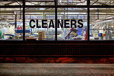 Cleaners - p1553m2133373 by matthieu grospiron