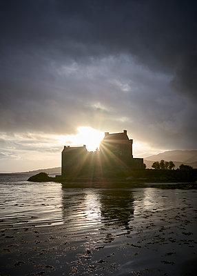 Eilean Donan Castle - p1124m1491356 von Willing-Holtz