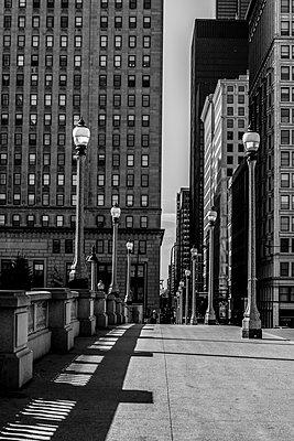 Downtown Chicago - p1170m2145240 by Bjanka Kadic