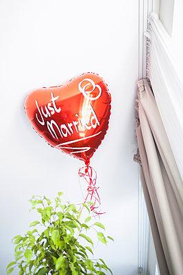 Luftballons - p680m1119887 von Stella Mai