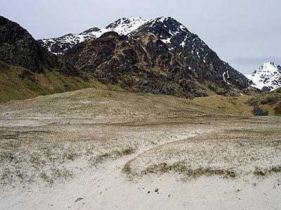 Peak, Lofoten - p945m1497428 by aurelia frey