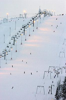 Ski resort, Ruka - p3222448 by Topi Ylä-Mononen