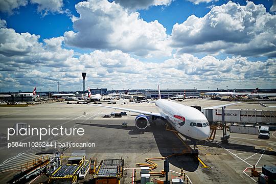 Airport London - p584m1026244 by ballyscanlon