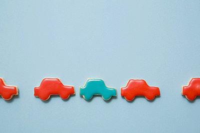 Traffic jam - p4540472 by Lubitz + Dorner