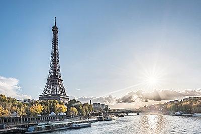 Eiffelturm - p1243m1515786 von Archer