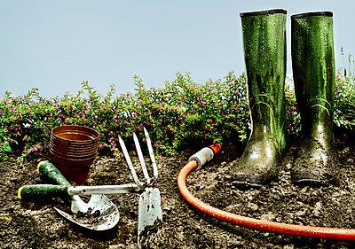 Gärtnern - p1348m1502153 von HANDKE + NEU