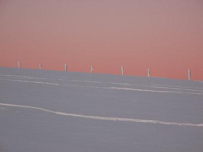 Spuren im Schnee - p1533m2116108 von Mathis Rühl