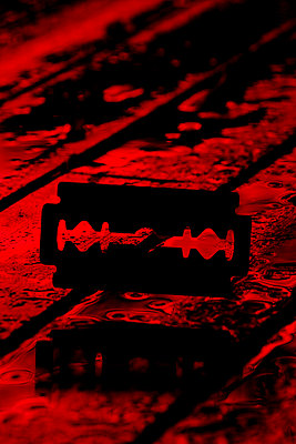 Razor blade - p2481160 by BY