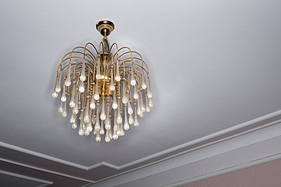 Chandelier - p1057m890547 by Stephen Shepherd