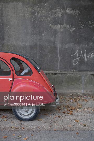 Typisch Frankreich - p447m968014 von Anja Lubitz